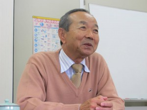 株式会社のぼる代表取締役 上原信幸様の写真