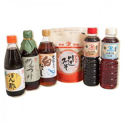 ヤマガミ味噌・醤油